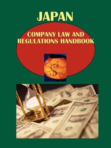 Japan Company Laws and Regulations Handbook (World