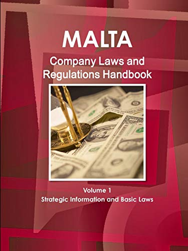 9781433070266: Malta Company Laws and Regulations Handbook (World Law Business Library)