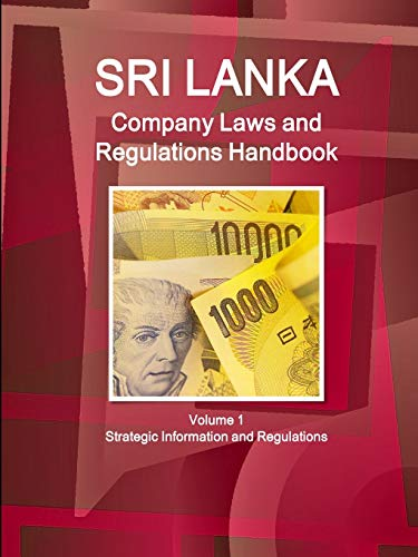 9781433070631: Sri Lanka Company Laws and Regulations Handbook (World Law Business Library)