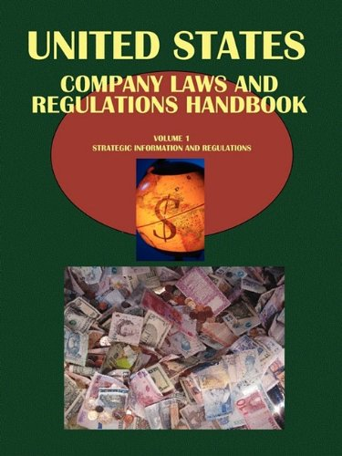 9781433070808: United States Company Laws and Regulations Handbook (World Law Business Library)