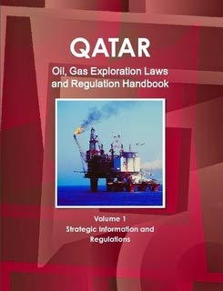 Qatar Oil, Gas Exploration Laws and Regulation: Ibp Usa