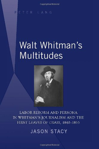 Walt Whitman's Multitudes: Jason Stacy