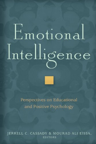 Emotional Intelligence: Perspectives on Educational and Positive Psychology (Counterpoints)