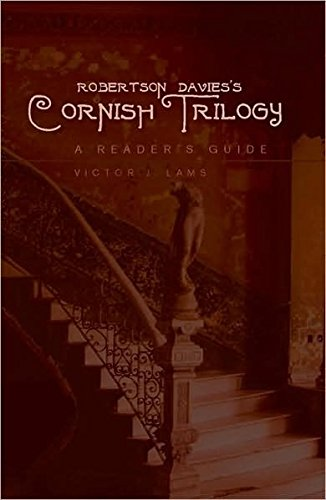 9781433102288: Robertson Davies's Cornish Trilogy: A Reader's Guide