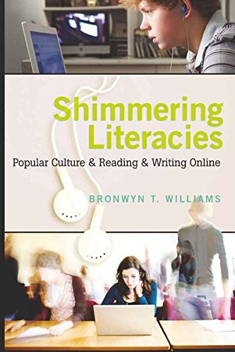 9781433103339: Shimmering Literacies: Popular Culture and Reading and Writing Online (New Literacies and Digital Epistemologies)