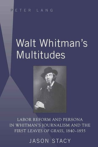 Walt Whitman's Multitudes (Paperback): Jason Stacy