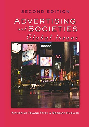 9781433103858: Advertising and Societies: Global Issues