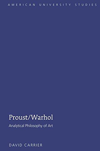 Proust/Warhol: David Carrier