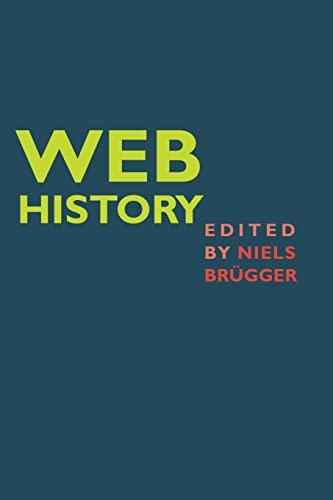 9781433104688: Web History (Digital Formations)