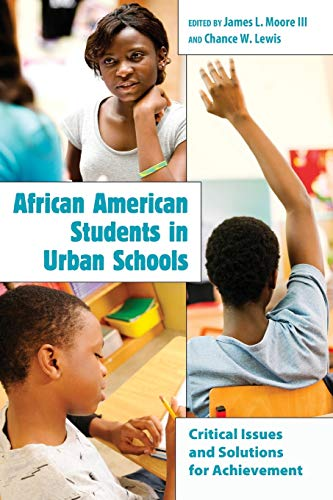 9781433106866: African American Students in Urban Schools: Critical Issues and Solutions for Achievement (Educational Psychology)