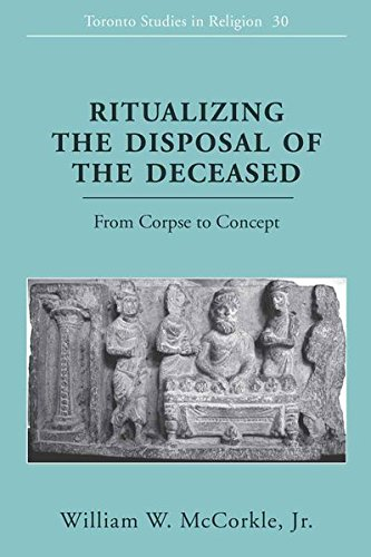 Ritualizing the Disposal of the Deceased: William W. McCorkle