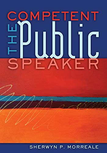 9781433108563: The Competent Public Speaker