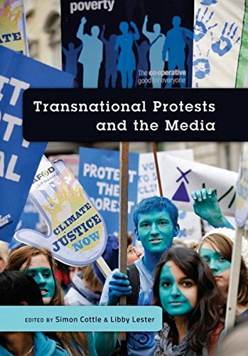 9781433109850: Transnational Protests and the Media (Global Crises and the Media)
