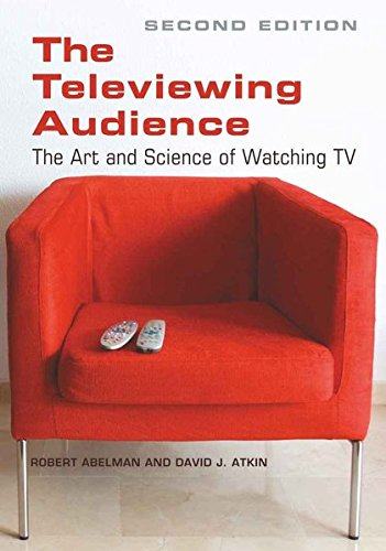 9781433110542: The Televiewing Audience: The Art and Science of Watching TV