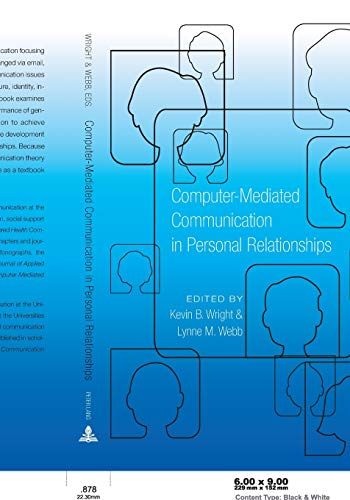9781433110818: Computer-Mediated Communication in Personal Relationships