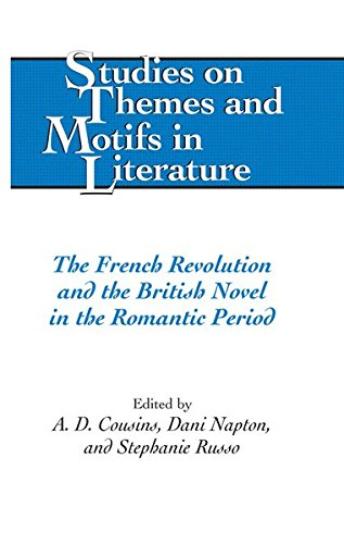 9781433116391: The French Revolution and the British Novel in the Romantic Period (Studies on Themes and Motifs in Literature)