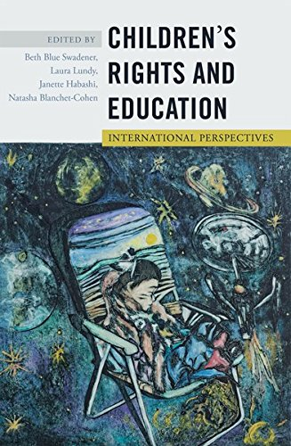 9781433121210: Children's Rights and Education: International Perspectives (Rethinking Childhood)