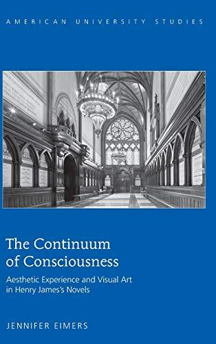 The Continuum of Consciousness: Jennifer Eimers