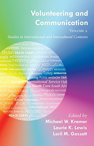 9781433124631: Volunteering and Communication: Studies in International and Intercultural Contexts