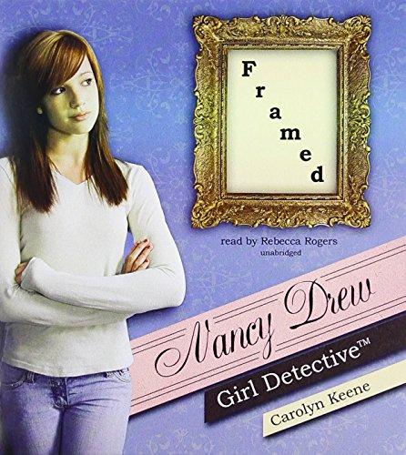 9781433200335: Nancy Drew Girl Detective: Framed (Nancy Drew: Girl Detective (Blackstone Audio))