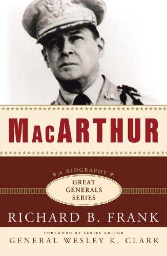 9781433200489: MacArthur: The Great Generals Series (Great Generals (Audio))