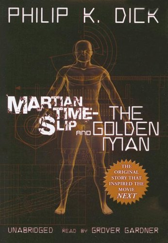 9781433200670: Martian Time-Slip and the Golden Man: Philip K. Dick Boxed Set