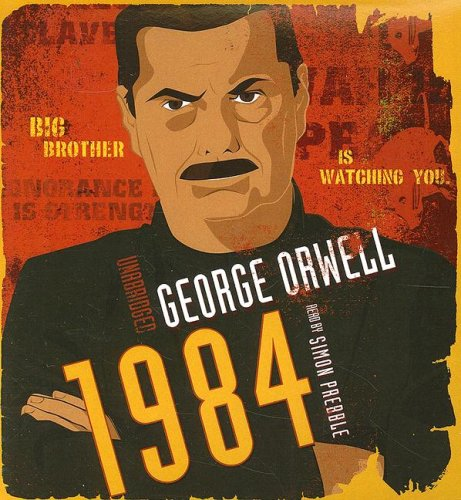 an analysis of the poster of big brother and the government of oceania in the novel 1984 by george o 1984 george orwell winston hates the totalitarian control and enforced repression that are characteristic of his government in oceania, big brother is.