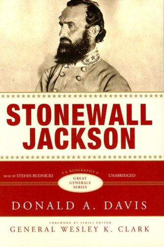 9781433203527: Stonewall Jackson: The Great Generals Series