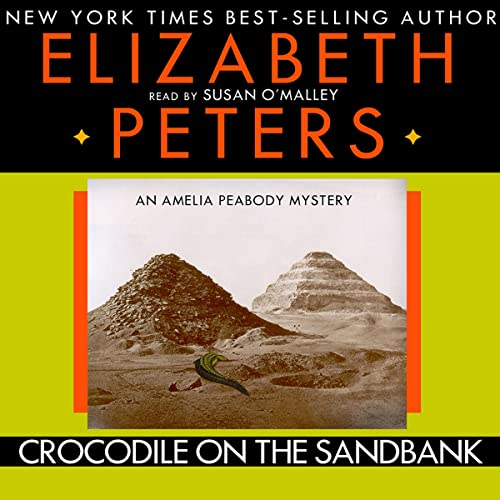 Crocodile on the Sandbank: Elizabeth Peters