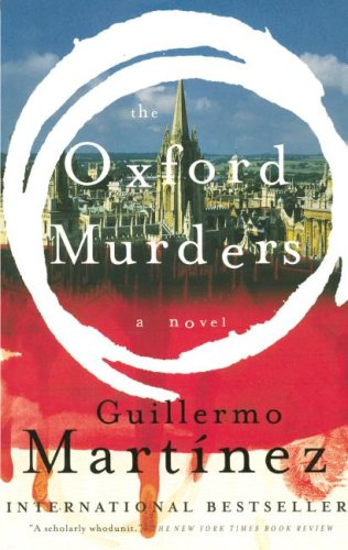 The Oxford Murders: Martinez, Guillermo