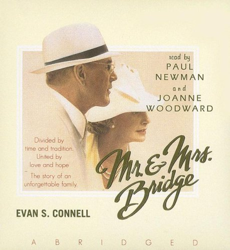 9781433205521: Mr. & Mrs. Bridge (Classics Read By Celebrities Series)
