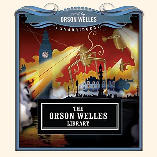 9781433205545: Orson Welles Library