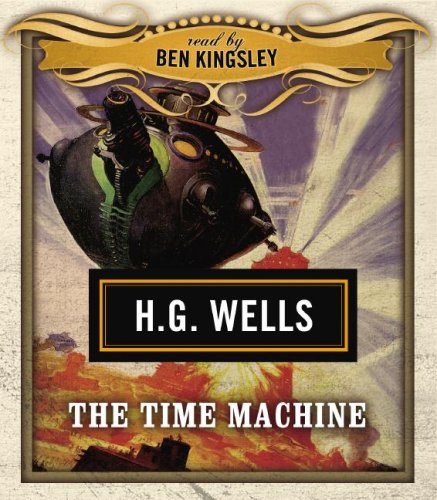 9781433205606: The Time Machine (Classics Read By Celebrities Series)