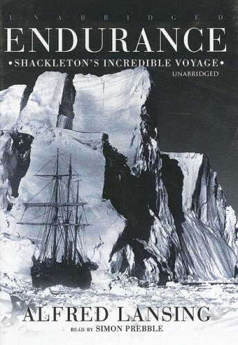 Endurance: Shackleton's Incredible Voyage (Library Binding) (1433206285) by Alfred Lansing