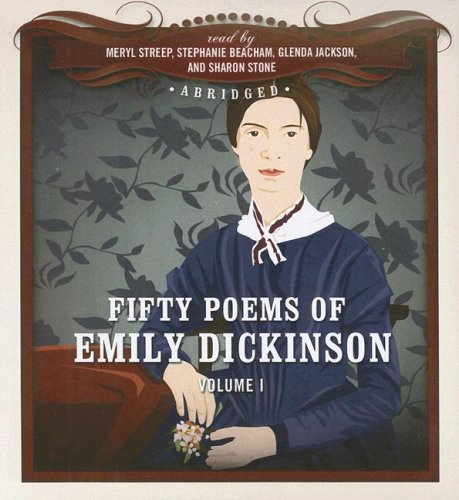 9781433207020: Fifty Poems of Emily Dickinson, Volume I: 1