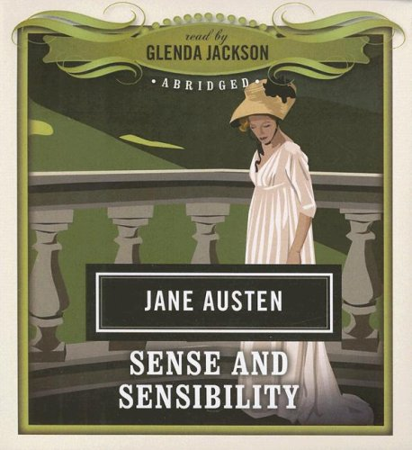 9781433207037: Sense and Sensibility (Classics Read by Celebrities Series)