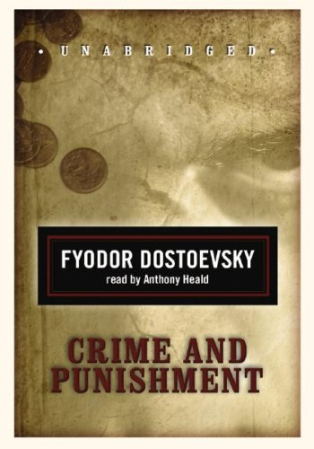 Crime and Punishment (Classic Collection (Blackstone Audio)): Dostoevsky, Fyodor Mikhailovich