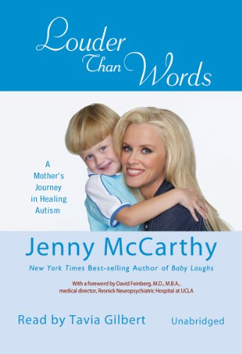 Louder Than Words: A Mother's Journey in Healing Autism: Jenny McCarthy