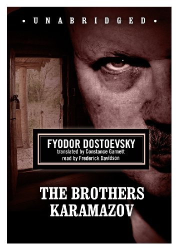 9781433213830: The Brothers Karamazov (Blackstone Audio Classic Collection)(LIBRARY EDITION - PART 1 of 2 parts)