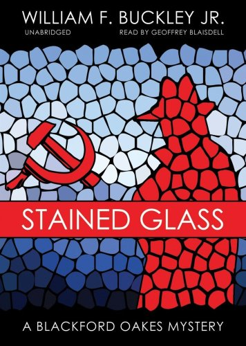 9781433215971: Stained Glass (A Blackford Oakes Mystery, #2)(Library Edition)