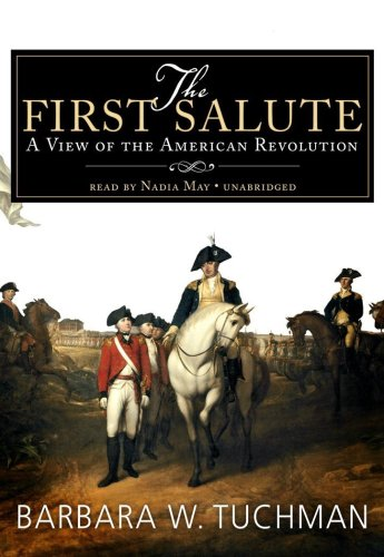 9781433218224: The First Salute: A View of the American Revolution (Library Binding)