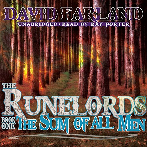 9781433226960: The Sum of All Men (Runelords, Book 1) (Runelords (Audio))