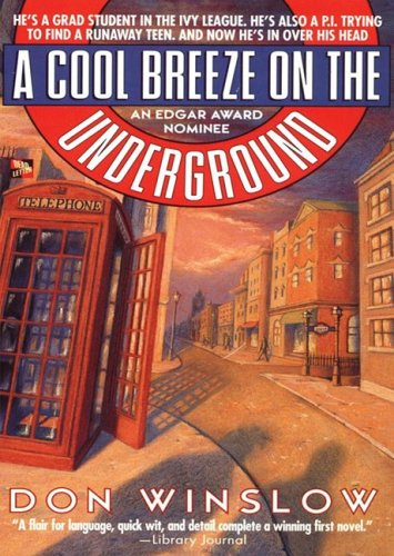 A Cool Breeze on the Underground: Library Edition: Winslow, Don/ Barrett, Joe (Narrator)