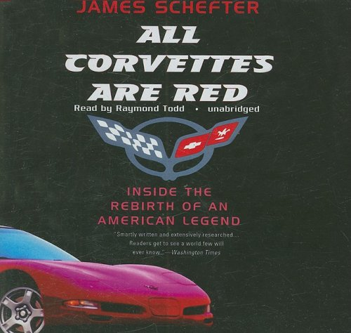 9781433234477: All Corvettes Are Red
