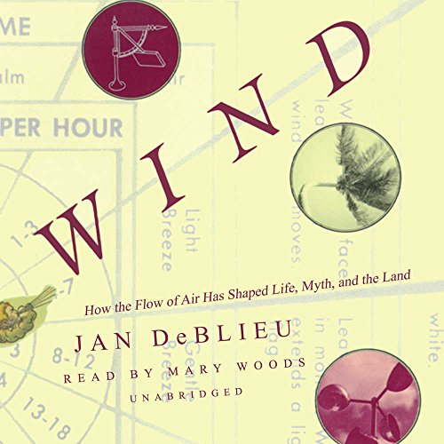 Wind - How the Flow of Air Has Shaped Life, Myth, and the Land: Jan DeBlieu