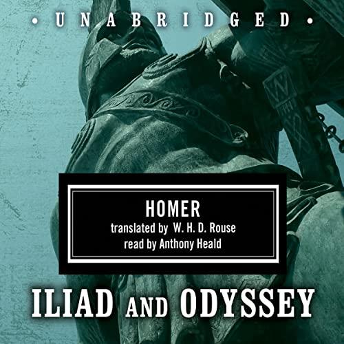 9781433248825: Iliad and Odyssey