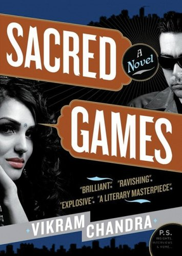 9781433249556: Sacred Games: A Novel