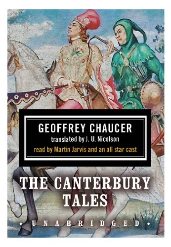 9781433249730: The Canterbury Tales (Blackstone Audio Classic Collection)