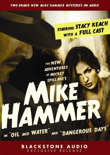 The New Adventures of Mickey Spillane's Mike Hammer (Library Edition): Mickey Spillane, Max ...