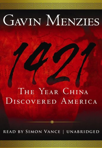 9781433255106: 1421: The Year China Discovered America [Library Binding]